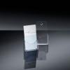 Tisch-Prospekthalter acrylic Tisch-Prospekthalter mit 1 Fach DIN lang
