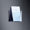 Wand-Prospekthalter acrylic Wand-Prospekthalter mit 1 Fach A5