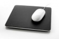 Mousepad eyestyle® - Lederimitat, white
