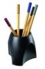 Schreibgeräteköcher DELTA schwarz