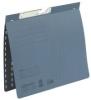 Pendelhefter, kfm. Heftung aus 250 g/qm Manilakarton (RC) blau