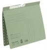 Pendelhefter, kfm. Heftung aus 250 g/qm Manilakarton (RC) grün