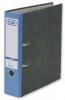 Ordner smart Wolkenmarmor  Rückenbreite 80 mm blau