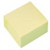 Haftnotiz-Würfel Würfel mit 400 Blatt gelb