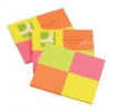 Haftnotizen Quick Notes Brilliantfarben - brilliant pink, brilliant gelb, brilliant grün, brilliant orange 40 x 50 mm