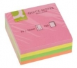 Haftnotiz-Würfel mit 320 Blatt Brilliantfarben (sortiert)