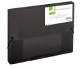 Sammelbox schwarz-transparent