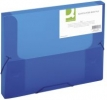 Sammelbox blau-transparent