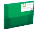 Sammelbox grün-transparent