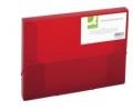 Sammelbox rot-transparent