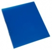 Ringbücher transparent Ringdurchmesser 16 mm transparent blau