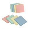 Haftnotizen Quick Notes Pastellfarben - pastellgelb, pastellrosa, pastellgrün, pastellblau 75 x 75 mm