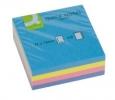 Haftnotiz-Würfel Würfel mit 320 Blatt Ultrafarben (sortiert)