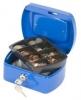 Geldzählkassetten Größe (B x T x H): 155 x 120 x 75 mm  blau