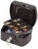 Geldkassette Größe (B x T x H): 155 x 120 x 75 mm  schwarz