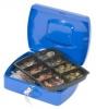 Geldzählkassetten Größe (B x T x H): 255 x 200 x 85 mm blau