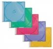 Slim Line für 1 CD/DVD farbig sortiert