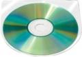 CD/DVD-Hüllen selbstklebend 10 Stück