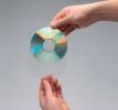 CD/DVD-Hüllen selbstklebend 100 Stück