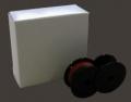 Farb - und Korrekturband für Tischrechner 51S+U schwarz