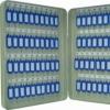 Schlüsselschränke Pearl grey 80 Haken 370 x 60 x 280 mm