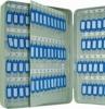 Schlüsselschränke Pearl grey 140 Haken 370 x 80 x 280 mm