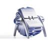 Drehkartei TELINDEX® flip metallic silber