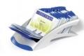 Visitenkarten-Ständer VISIFIX® desk metallic silber