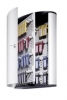 Schlüsselkästen KEY BOX Mit Zylinderschloss und Panel 48 Haken 302 x 118 x 400 mm