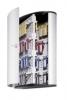 Schlüsselkästen KEY BOX Mit Zylinderschloss und Panel 72 Haken 302 x 118 x 400 mm