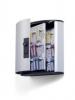 Schlüsselkästen KEY BOX Mit Zahlenschloss und Panel 36 Haken 302 x 118 x 280 mm