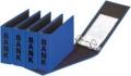 Bankordner Color-Einband A5 blau