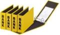 Bankordner Color-Einband A5 gelb