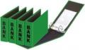 Bankordner Color-Einband A5 grün