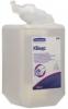 KIMCARE GENERAL* Luxuriöse Schaumseife Nachfüllkartusche mit 1 Liter Schaumseife Sanft, unparfümiert transparent