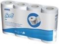 Kleinrollen Toilet Tissue 2-lagig, geprägt