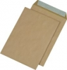 Versandtaschen B4 (250x353 mm) im Sparpack ohne Fenster haftklebend 110 g/qm, br