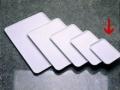 Servier-Vorlegetabletts 20 x 15 cm