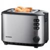 Automatik-Toaster Edelstahl