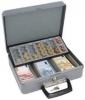 Geldzählkassette Standard grau