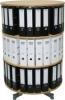 Ordnerdrehsäulen Typ R2 081 / 100 3 Etagen