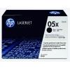 HP® Druckkassette CE505X  schwarz