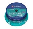 DVD-RW 25er Spindel 4,7GB/120min
