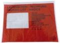 Begleitpapiertaschen mit Aufdruck Lieferschein - Rechnung Packung mit 250 Stück